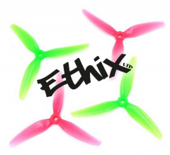 Ethix S3 Prop Watermelon  (2CW+2CCW)-Poly Carbonate