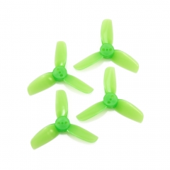 HQ Durable Prop T2X2.5X3 Light Green  (2CW+2CCW)-Poly Carbonate
