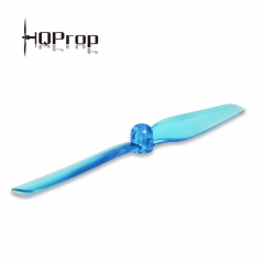 HQ Micro Prop 65MM  Llight Blue  (5CW+5CCW)-Poly Carbonate-1.5MM Shaft